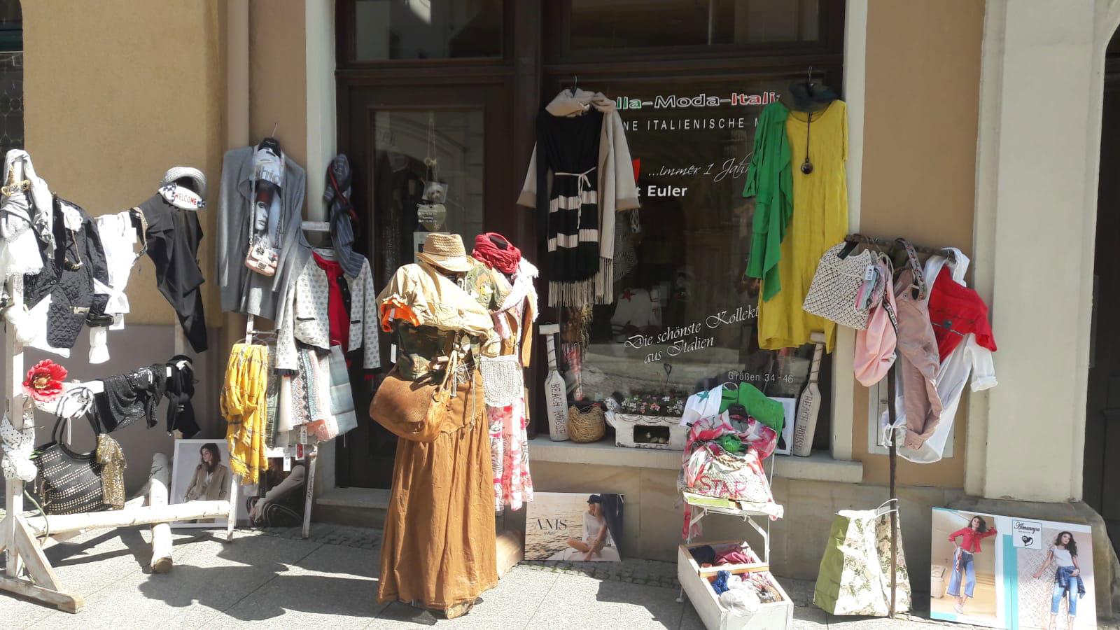 Das Modegeschäft in Zittau - Bella Moda Italia