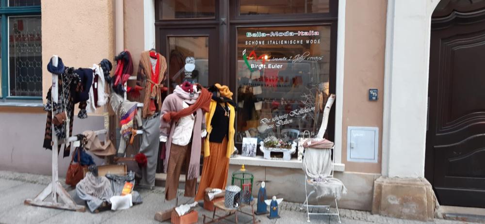 Frühjahr / Sommer Angebote für schöne italienische Mode in Zittau, auch Handtaschen aus Italien, Sie werden beraten von Birgit Euler, Italien Mode