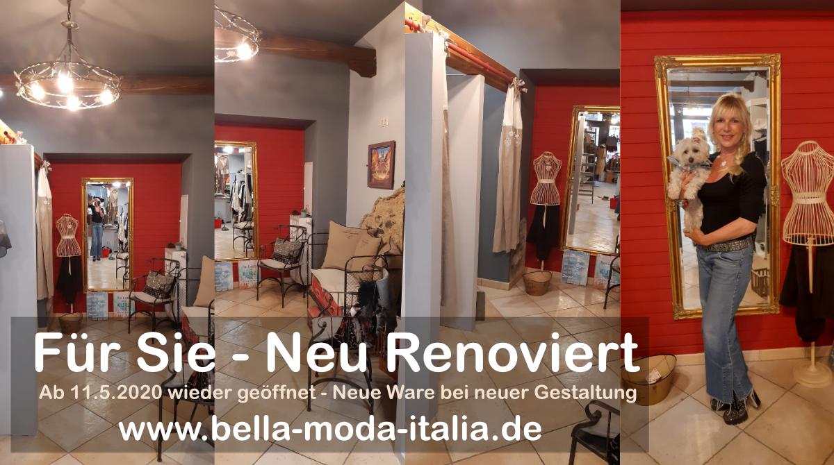 Renovierung Mode Zittau